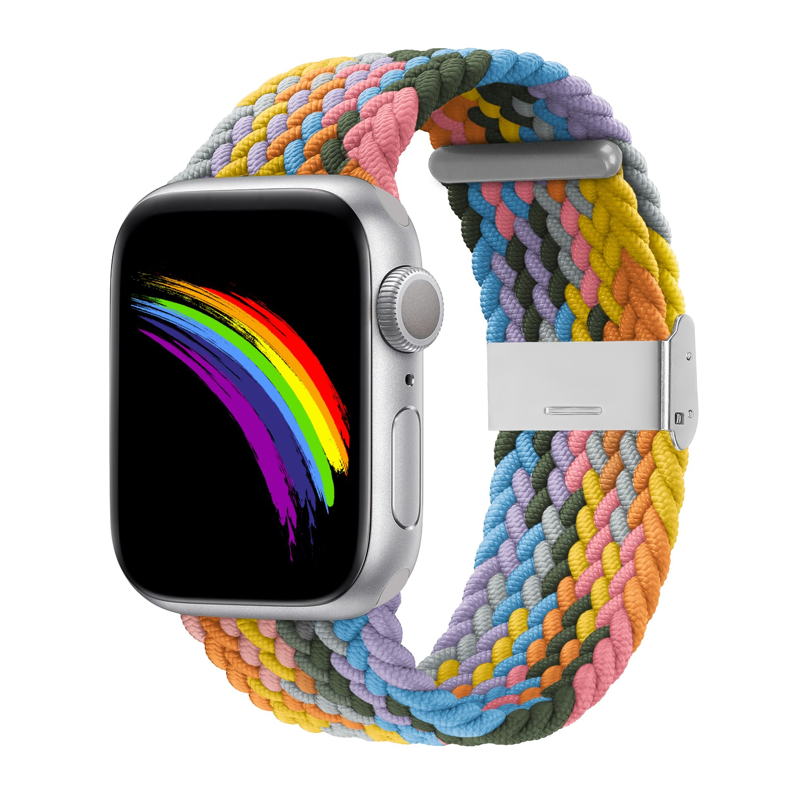 apple watch loop sport armband color mix bunt