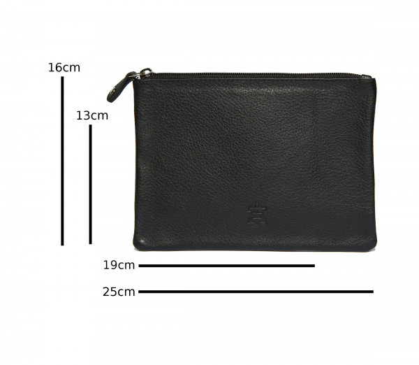 wildery banktasche bzw. dokumententasche in dunkelblau