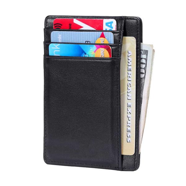 wildery kreditkartenetui mit rfid schutz